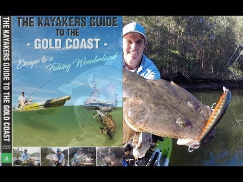 Kayak Fishing DVD Gold Coast (New 2018)