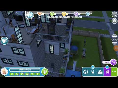 HAVE A DOUBLE SHOT OF COFFEE - the Sims freeplay 😸