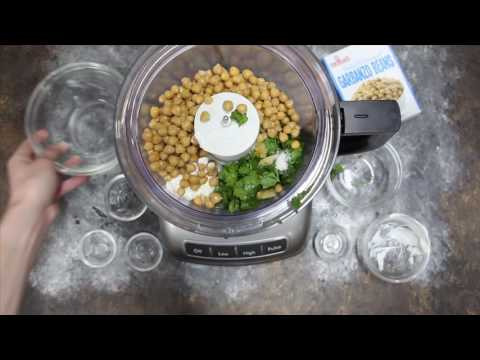 How to Make Hummus in Under 3 Minutes | Simple Hummus Recipe