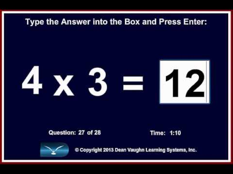 The Fastest and Easiest Method to Learn Multiplication