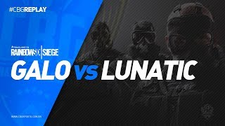 CBG REPLAY #11 - Galo e-Sports VS Lunatic Squad - PS4