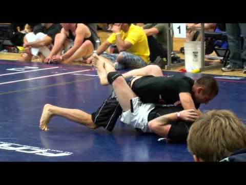 Cash Barnes VS Michal G. Oregon Open 2011