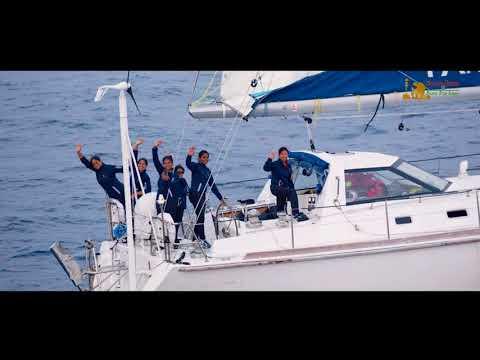 Brave Indian Navy Lady Officers Return After Solo Global Circumnavigation | प्रोमो
