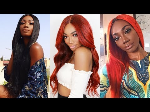 INTRODUCING ESTARE WIG COLLECTION! • ALL SHADES COVERED