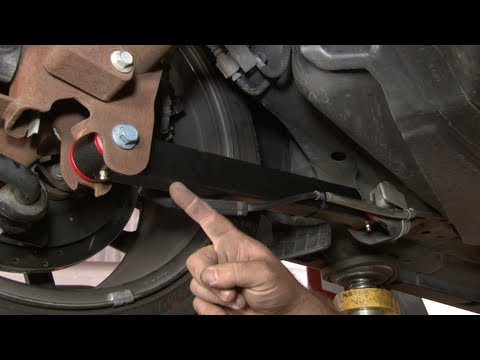 Mustang BMR Rear Lower Control Arms 2005-2014 Installation