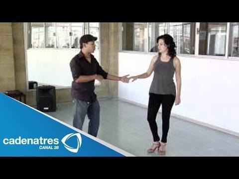 Aprende a bailar 'La cumbia colombiana' / Clases de baile