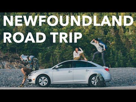 Best Road Trip: Newfoundland, Canada