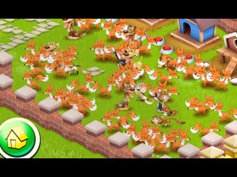 Easiest Way To Catch Foxes In Hay Day!