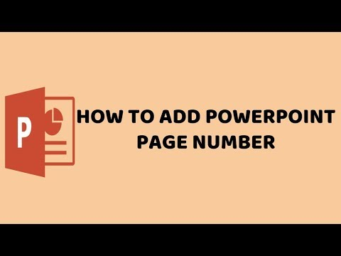 How to Add PowerPoint Page Number | PowerPoint 2016 Easy Tutorials in Hindi