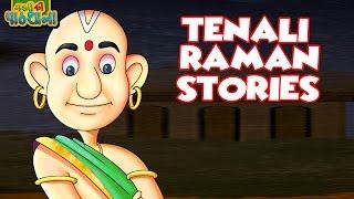 Tenali Raman in Hindi Cartoon Stories for Kids Kahaniyaan