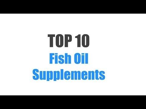 Best Fish Oil Supplements - Top 10 Ranked