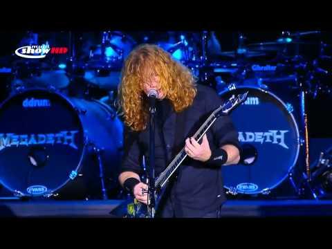 Megadeth - Live @ SWU 2011