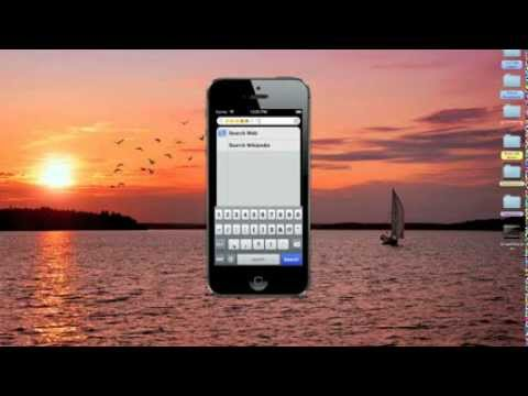 How to Add Emoji Keyboard - iOS 6.1 [HD]