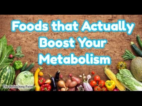 Foods that Actually Boost Your Metabolism