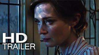 O RETORNO DE MARY POPPINS   Trailer (2018) Legendado HD