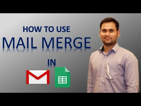 How to use Yet Another mail merge for bulk mailing