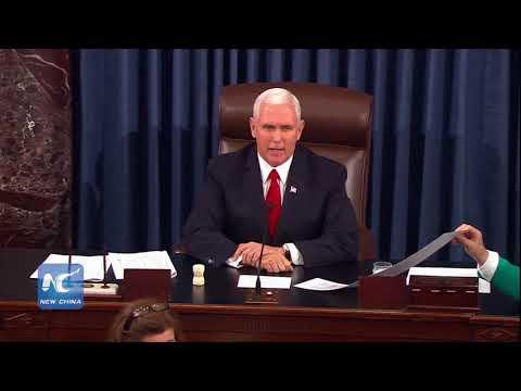 U.S. Senate passes GOP tax cut bill by vote of 51 - 48