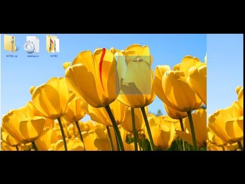 Change windows 7 folder background/add image to folder background