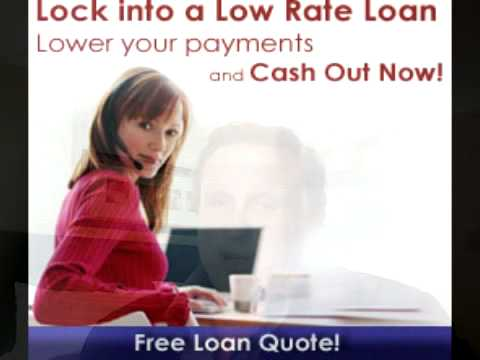 FHA Mortgage Loans with Cash Out Refinancing