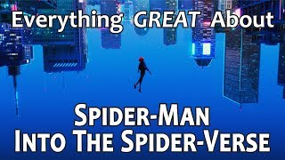 Download Everything GREAT About Spider-Man: Into the Spider-Verse! Video