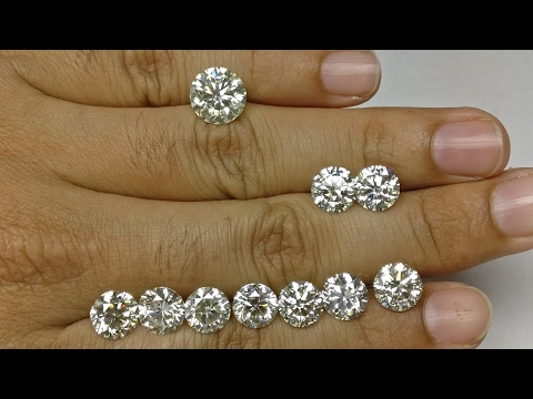 SELECTION AND REJECTION OF FANCY NATURAL DIAMONDS CERTIFIED BY GIA AT ROSYBLUE - DIAMOND RIYAAZ