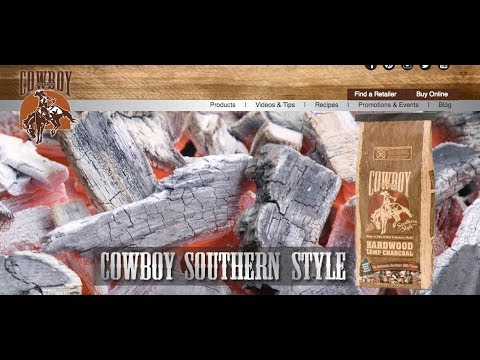 3 Min Review Cowboy Brand Southern Style Lump Charcoal