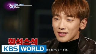 Guerilla Date with Rain (Entertainment Weekly / 2015.12.18)