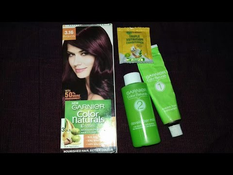Garnier Color Naturals Cream Review Hindi