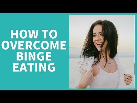 How To Overcome Binge Eating [For Good]