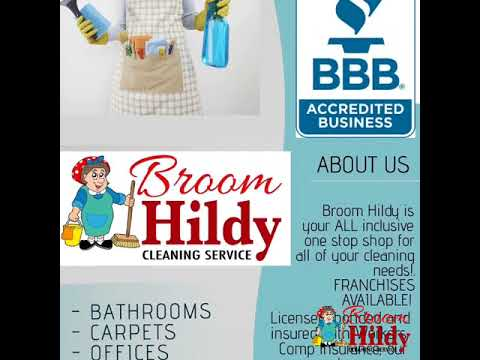 Broom Hildy of Brevard Cleaning Service
