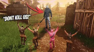 *NEW* Fortnite: Friday The 13th GAMEMODE IS BACK!?! PLAYGROUND V2 IS UNBELIEVABLE!