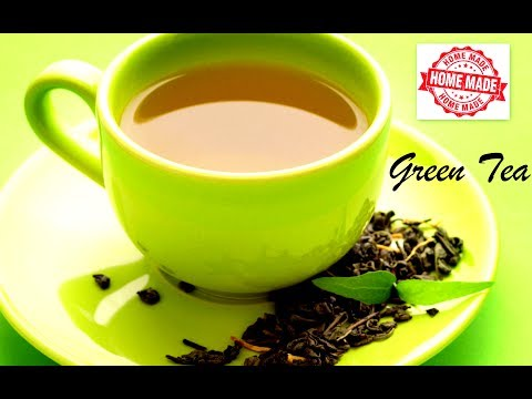 How To Make Green Tea At Home-Fast Weight Loss with Green Tea No diet-Healthy Weight Loss Recipes