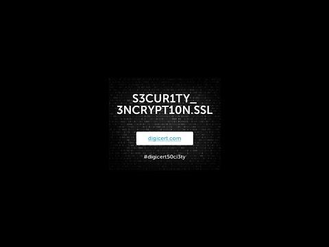 DigiCert Encryption + Time Travel