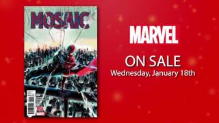 Marvel NOW! Titles for January 18th