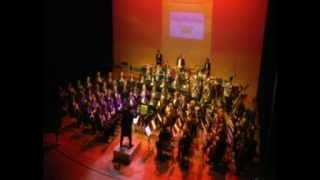 """The Koninklijke Harmoniekapel Delft (Royal Delft Wind Orchestra) plays """"Mambo!"""" from the West Side Stroy, composed by Leonard Bernstein (arr. Oliver Nickel) . The orchestra is conducted by Steven Walker."""