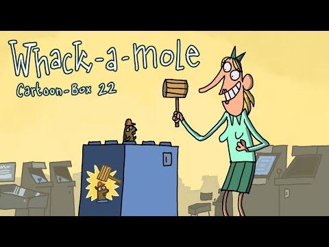 Whack-A-Mole | Cartoon-Box 22