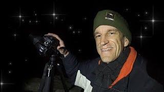 Astrophotography with an Entry Level DSLR (i.e. Nikon D3400)