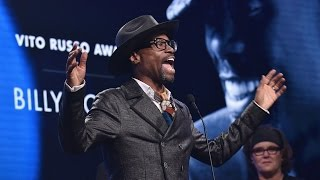 Billy Porter Calls For United Front Against Discrimination | 28th Annual GLAAD Media Awards