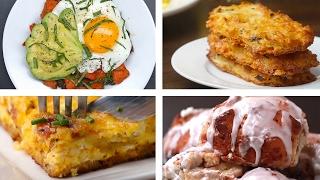 7 Easy Weekend Brunch Recipes