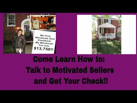 Cold Call Real Estate Script Investing | Wholesaling Motivated Seller Script