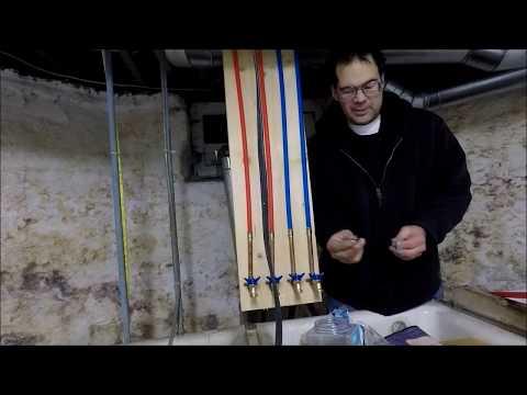 Pex tubing clamps alternative DIY options