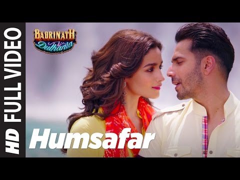 Xxx Mp4 Humsafar Full Video Varun Amp Alia Bhatt Akhil Sachdeva Quot Badrinath Ki Dulhania Quot 3gp Sex