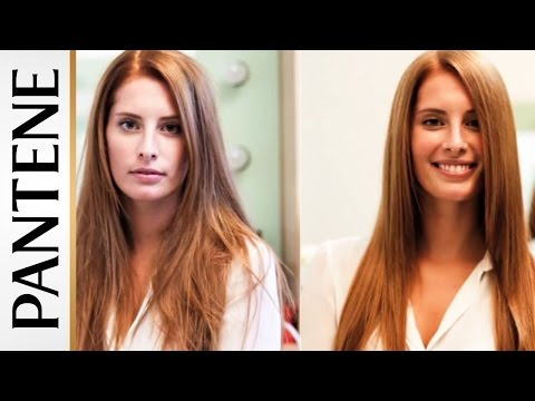 Frizzy Hair Tips: How to Get Silky Smooth Straight Hair | Pantene