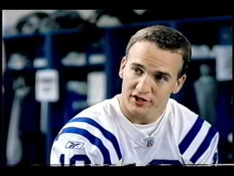 DirecTV NFL Sunday Ticket commercial Peyton Manning 2003