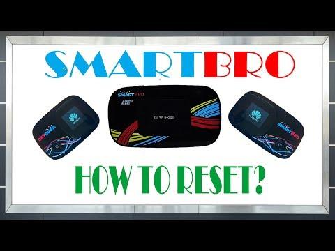 How to Reset Smart bro pocket Password - HUAWIE LTE/4G E5336 2018