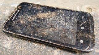Restoration old touch phone | Restore broken mobile phone
