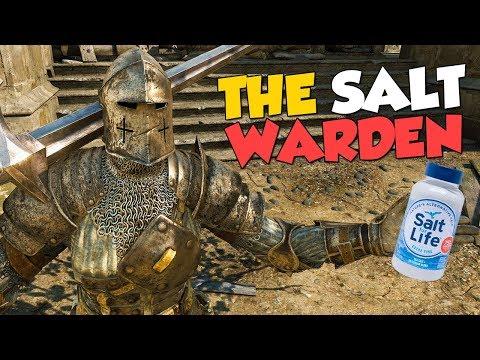 THE SALT WARDEN  - For Honor