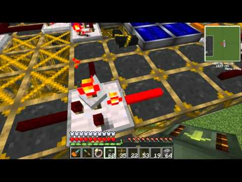 SMG Plays Minecraft S01E18 - Tutoriál pro Technic (RP Frames / Horizontal quarry)