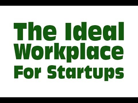NestGSV, The Ideal Workplace for Startups