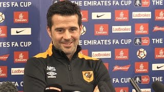 Marco Silva Full Pre-match Press Conference - Hull v Swansea - FA Cup